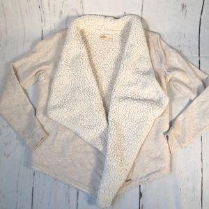 Hollister cardigan sweater.  Size large